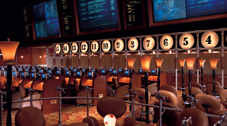 Sports Bar Lounge - Sports Book - Bellagio Las Vegas - MGM ...