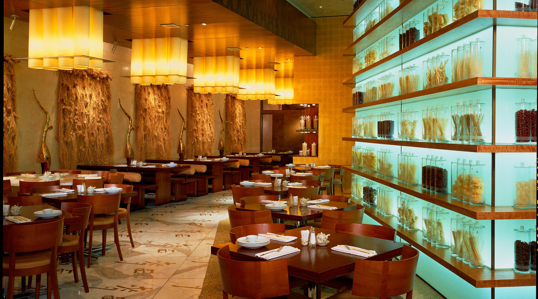 Asian Amp Dim Sum Restaurant Noodles At Bellagio Mgm Resorts