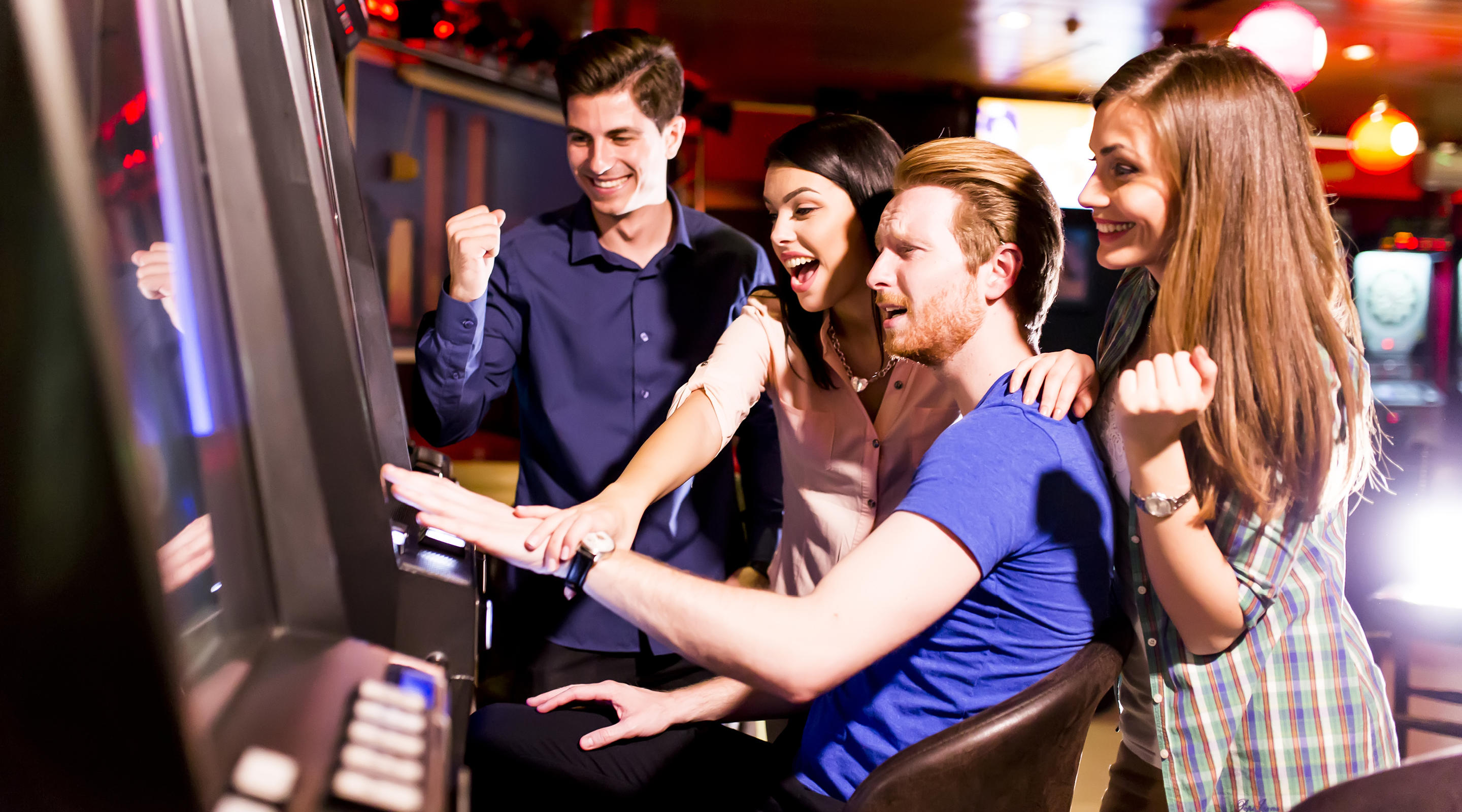 best casino to play slots at in vegas