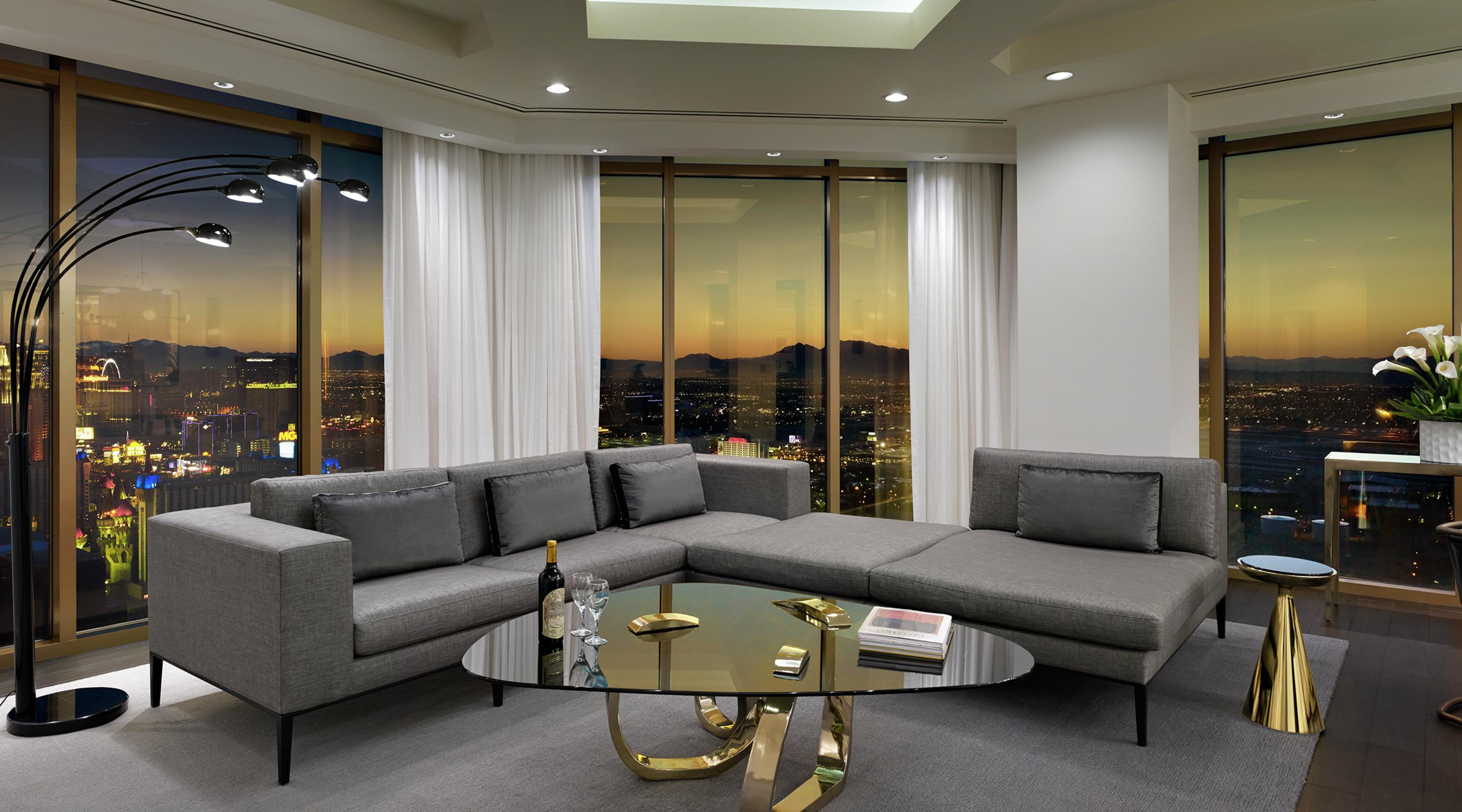 Penthouse Superior Suite MGM Resorts