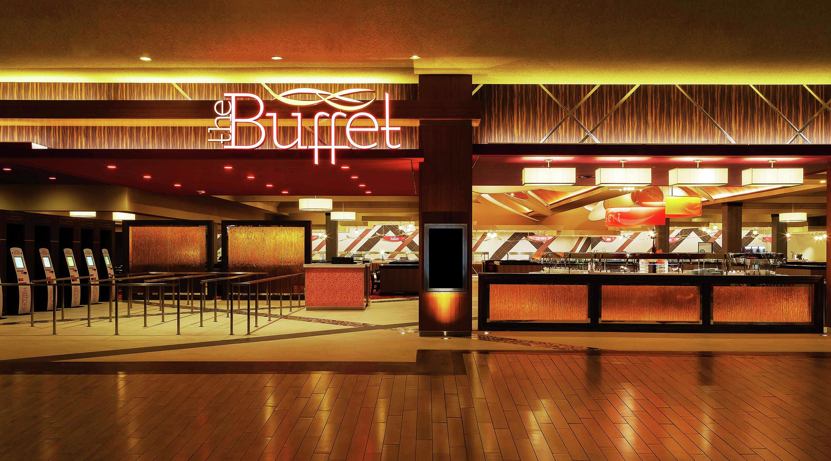 m casino buffet price