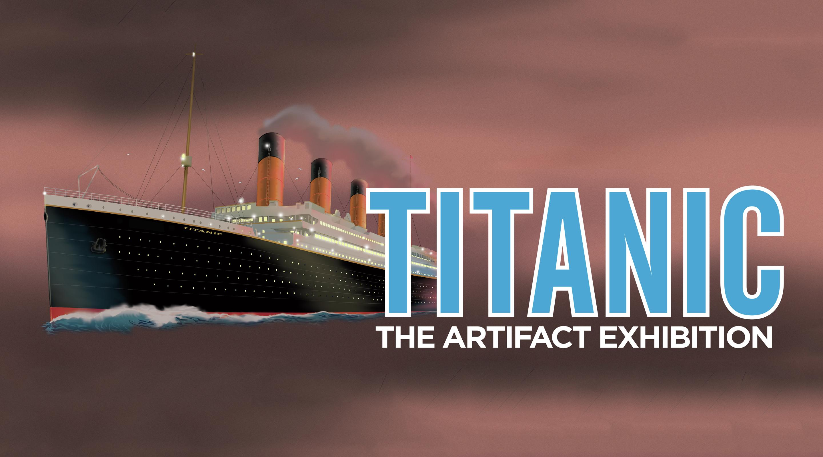 Museum - Titanic Exhibit at Luxor - MGM Resorts