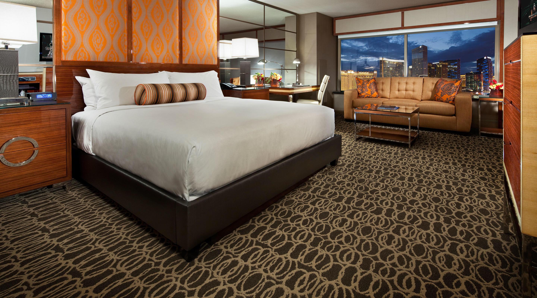 new room pool rock shot las casino of interior king tower vegas hard rooms banner suite hotel