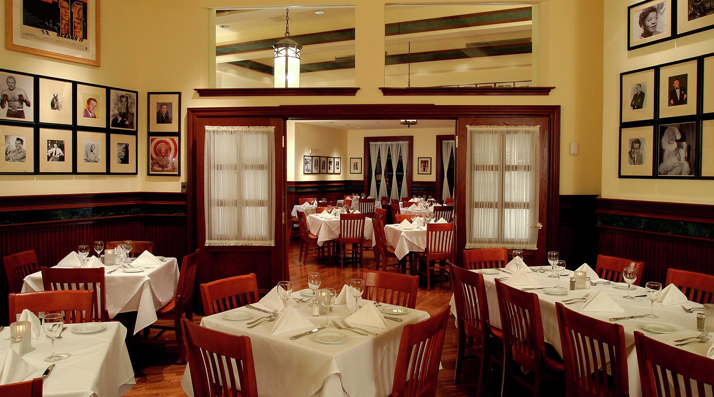 Steak restaurant gallagher s steakhouse at new york
