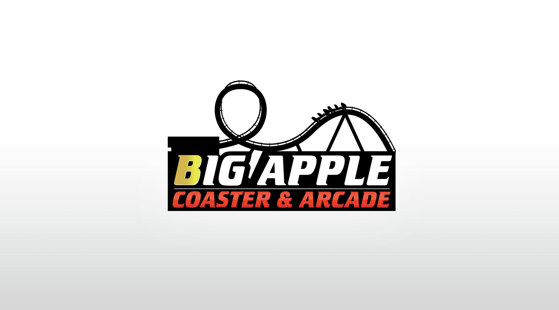 Roller Coaster - The Big Apple Coaster & Arcade at New York
