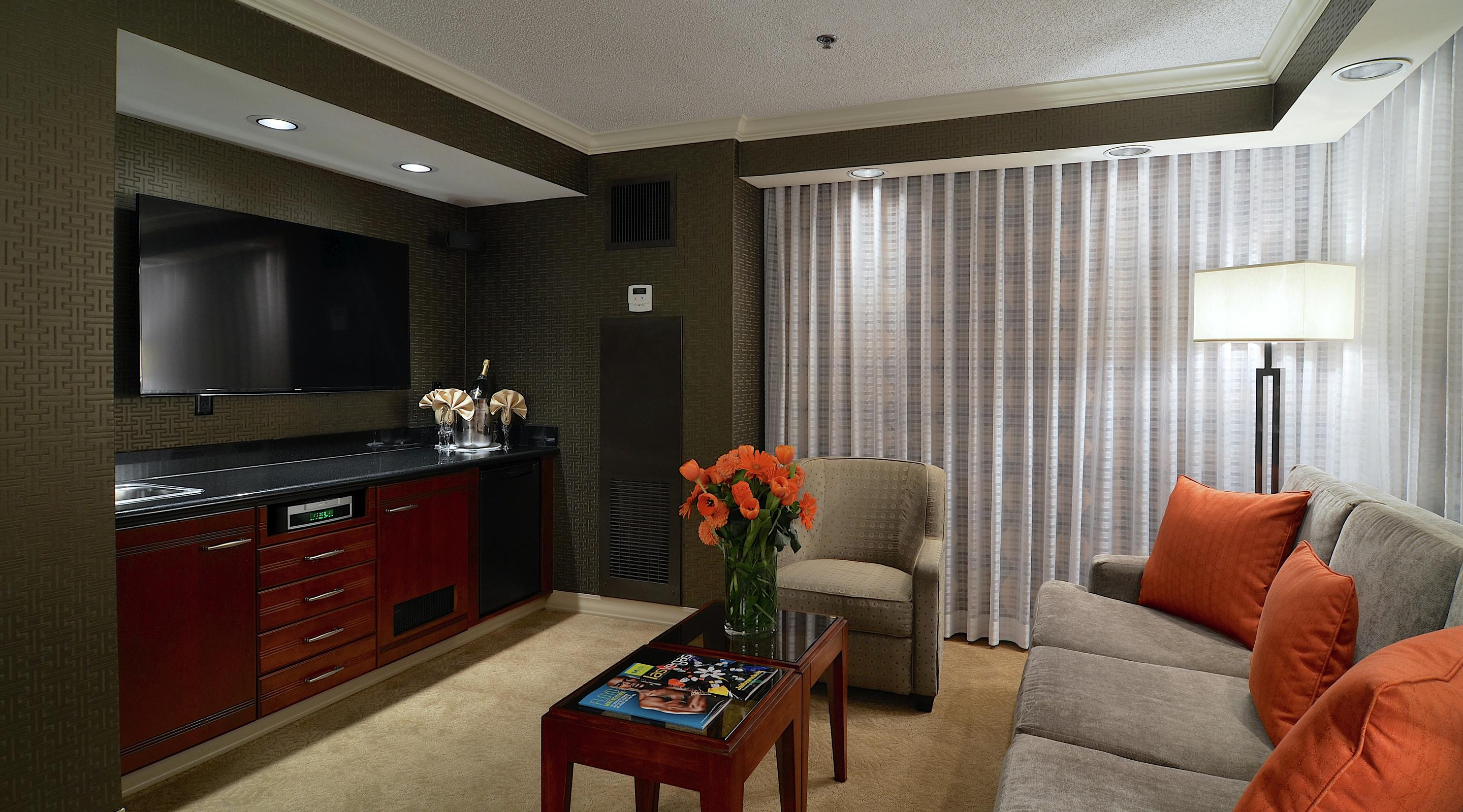 One Bedroom Luxury Suite MGM Resorts