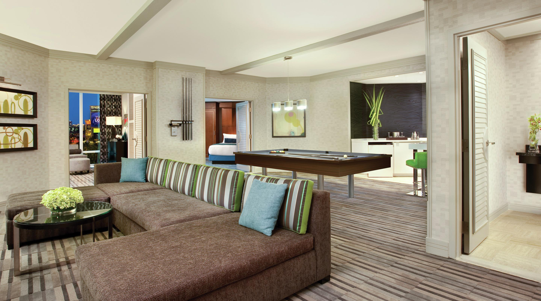 Mirage Hotel Las Vegas Two Bedroom Suite