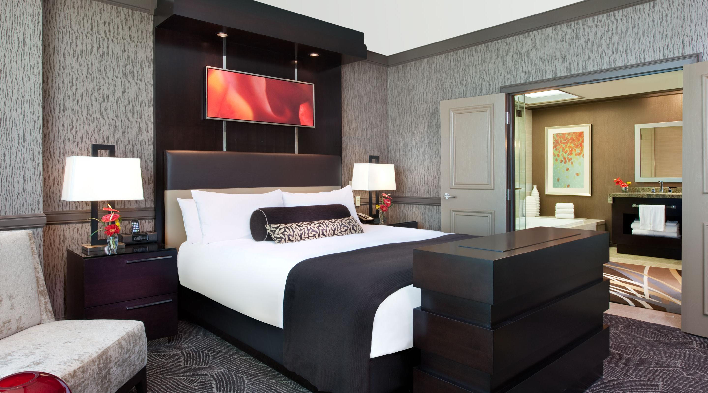 One Bedroom Penthouse Suite Mgm Resorts