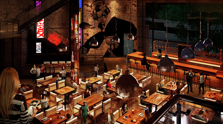 Sake Rok Las Vegas Strip Sushi Amp Sake Restaurant The